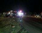 Quatro pessoas ficam feridas em acidente envolvendo carro e carroça em Capão da Canoa