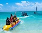 """Autoridade Marítima limita idade de crianças em """"banana boat"""""""