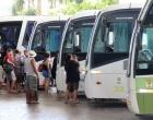 Daer volta atrás: serviço de transporte intermunicipal de passageiros será normal na sexta