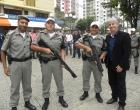Brigada Militar de Torres ganha fuzil, escopeta e nova viatura