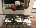 Quadrilha suspeita de roubos e furtos é desarticulada em Torres