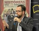 Escritor Rodrigo Trespach lança em Osório seu novo livro: Histórias não (ou mal) contadas: Segunda Guerra Mundial