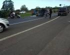 Capotamento deixa cinco feridos em Osório