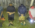 Operação de Repressão ao Narcotráfico prende quatro pessoas no Litoral