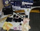 Casal é preso por tráfico de drogas em Granja Vargas