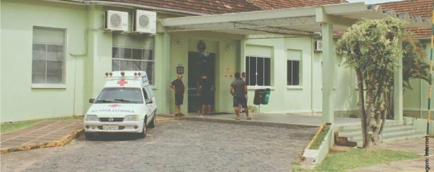 Tentativa de furto faz direção tomar medidas no Hospital de Santo Antônio da Patrulha