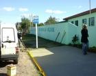 Imbé faz alterações no estacionamento de ônibus escolar na Escola Reinaldo Vaccari