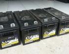 Dupla é presa por receptação de baterias estacionárias em Terra de Areia