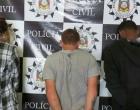 Presos suspeitos de homicídios, roubos e tráfico de drogas no Litoral