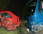 Motorista morre em colisão na RSC-101