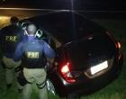 PRF recupera carro roubado na Freeway