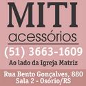 Mitio Acessórios - 08/05/2017