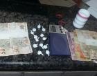 Tele-entrega de drogas: dupla é presa em Cidreira