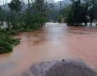 Chuva faz primeira vítima fatal no Litoral Norte