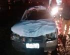 Motorista fica ferido após atingir cavalo solto na ERS-786