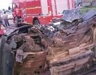 Colisão envolvendo carro e caminhão deixa um ferido na RS-030