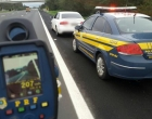 PRF flagra veículo a 207 km/h na Freeway