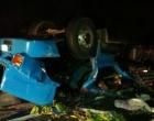 Caminhoneiro da região morre em acidente no Paraná
