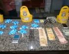 Casal é preso com cocaína após denúncia na RS-030
