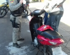 Colisão envolve carro e moto no centro de Osório
