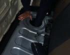 Carga de crack e cocaína é encontrada dentro de tanque de veículo na freeway