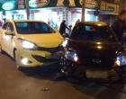 Colisão envolve dois veículos no centro de Osório