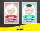 Você sabia que nesta quarta é o dia dos avós? A Loja Pense te dá dicas de presentes