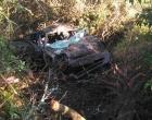 Mulher morre após saída de pista na RSC-101 em Capivari do Sul