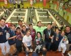 Atletas de academia de Osório fazem bonito na 10ª edição do Mundial de Jiu-Jitsu.