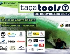 Tramandaí recebe a Taça Tools de Bodyboard 2017