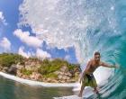 Trip Indonésia – a onda dos sonhos sempre! Surfista de Torres, Luy Arman, surfou ondas tubulares