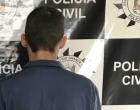 Polícia Civil recaptura foragido por roubos em Capão Novo