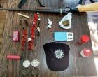 Criminosos são presos por posse irregular de arma de fogo e tráfico de drogas em Três Forquilhas