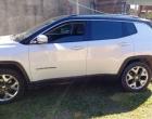 Polícia recupera carro roubado em Quintão