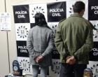 Polícia Civil prende casal por tráfico, porte de armas e crime ambiental em Capivari do Sul