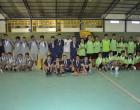 EMEF Santa Catarina vence vôlei Infantil Masculino pelos 14º JIMI em Imbé