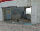 Vândalos quebram vidro da Guarita Central de Imbé