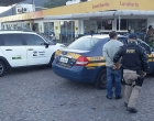 Motorista é preso por embriaguez em Osório após colidir nas instalações de uma lancheria