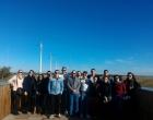 Alunos da ADM e Gestão Comercial da Unicnec visitam Complexo Eólico de Osório