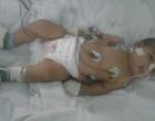 Família osoriense faz campanha para ajudar bebê que nasceu com doença no coração