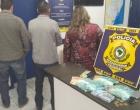 Três pessoas são presas em Osório após aplicar golpe do bilhete premiado