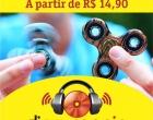 Disco Mania lança grande promoção da febre mundial, Spinner