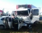 Professoras morrem em acidente na ERS 786
