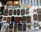 Polícia Civil apreende drogas, facas artesanais e celulares no interior da Penitenciária de Osório