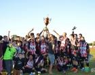 Tróia/GESB é campeão do municipal de campo em Osório