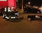 Acidentes envolvendo carros deixam motociclista e ciclista feridos em Osório