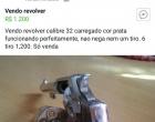 Jovens se dão mal ao tentar vender revólver pelo Facebook em Santo Antônio da Patrulha