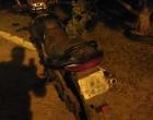 Criminosos são presos após quebrar portão de residência e furtar moto em Imbé