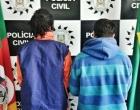 Assaltantes são presos após agredir proprietário de restaurante em Mostardas