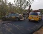 Idoso de 67 anos morre ao ser atingido por rampa de caminhão em Três Cachoeiras